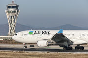 EC-MOY - LEVEL Airbus A330-200 aircraft