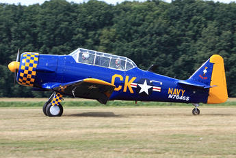N7646S - Private North American Harvard/Texan (AT-6, 16, SNJ series)