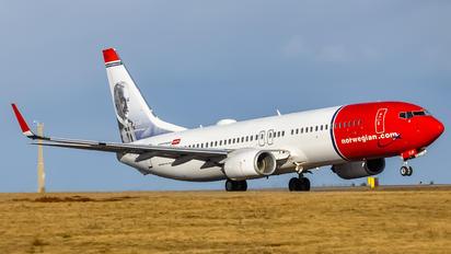 EI-FJR - Norwegian Air International Boeing 737-800