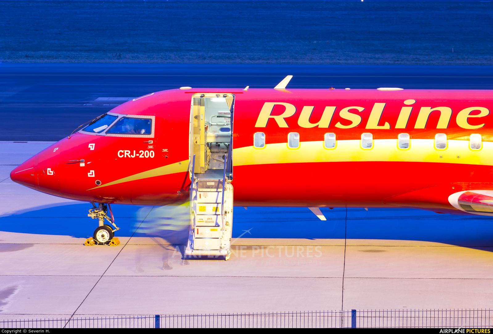 Rusline VQ-BFB aircraft at Braunschweig