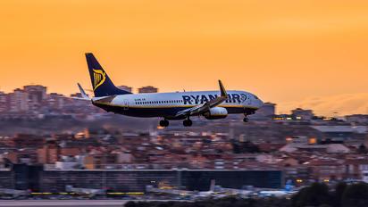 EI-DHE - Ryanair Boeing 737-800