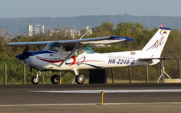 HK-2248-G - Private Cessna 152