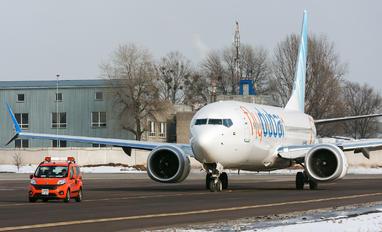 A6-FMA - flyDubai Boeing 737-8 MAX