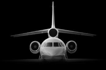 N71FJ - TVPX Aircraft Solutions Inc. Trustee Dassault Falcon 7X