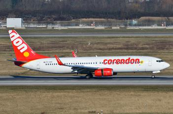 PH-CDH - Corendon Dutch Airlines Boeing 737-800