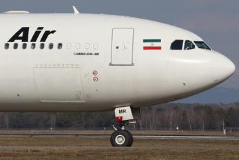 EP-MMR - Mahan Air Airbus A340-600
