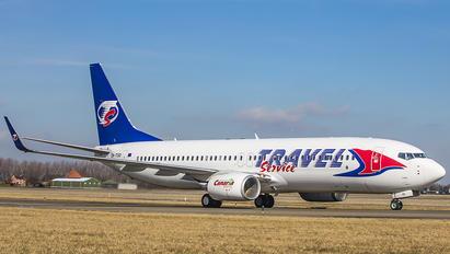 OK-TSD - Travel Service Boeing 737-800