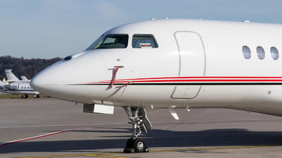 OY-SKK - Air Alsie Dassault Falcon 8X