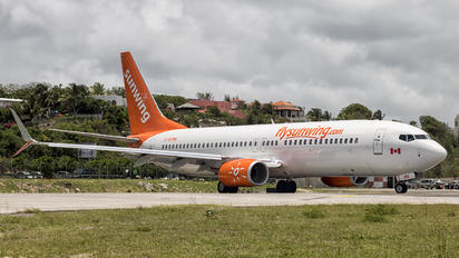 C-GLRN - Sunwing Airlines Boeing 737-800