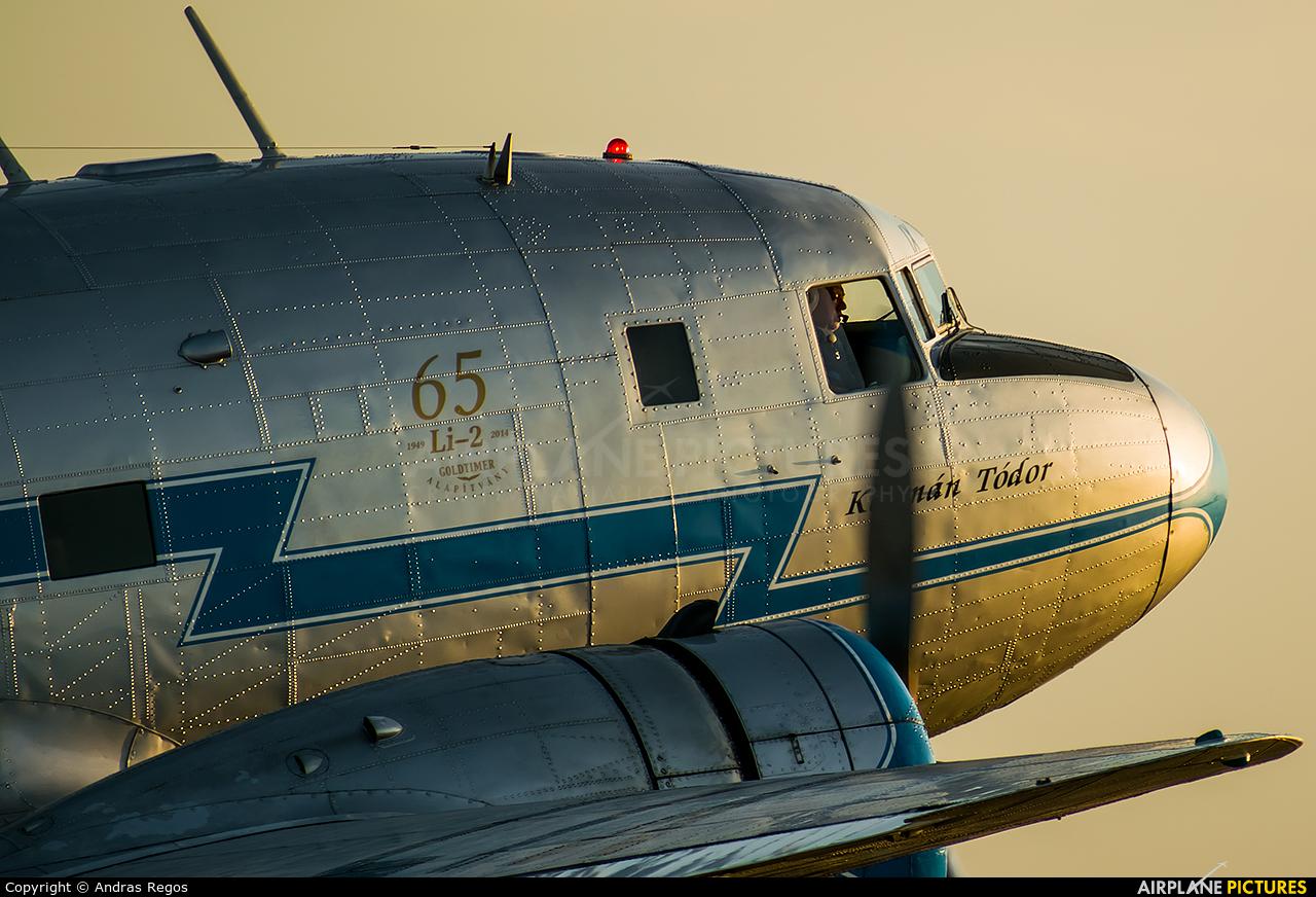 Malev Sunflower Aviation (Gold Ttimer Foundation) HA-LIX aircraft at Szeged