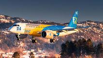 Embraer E190 E2 visited Bergen title=