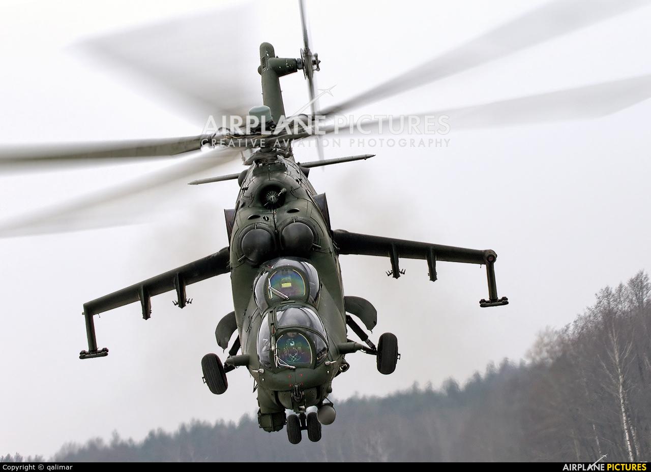 Poland - Army 740 aircraft at Darłowo