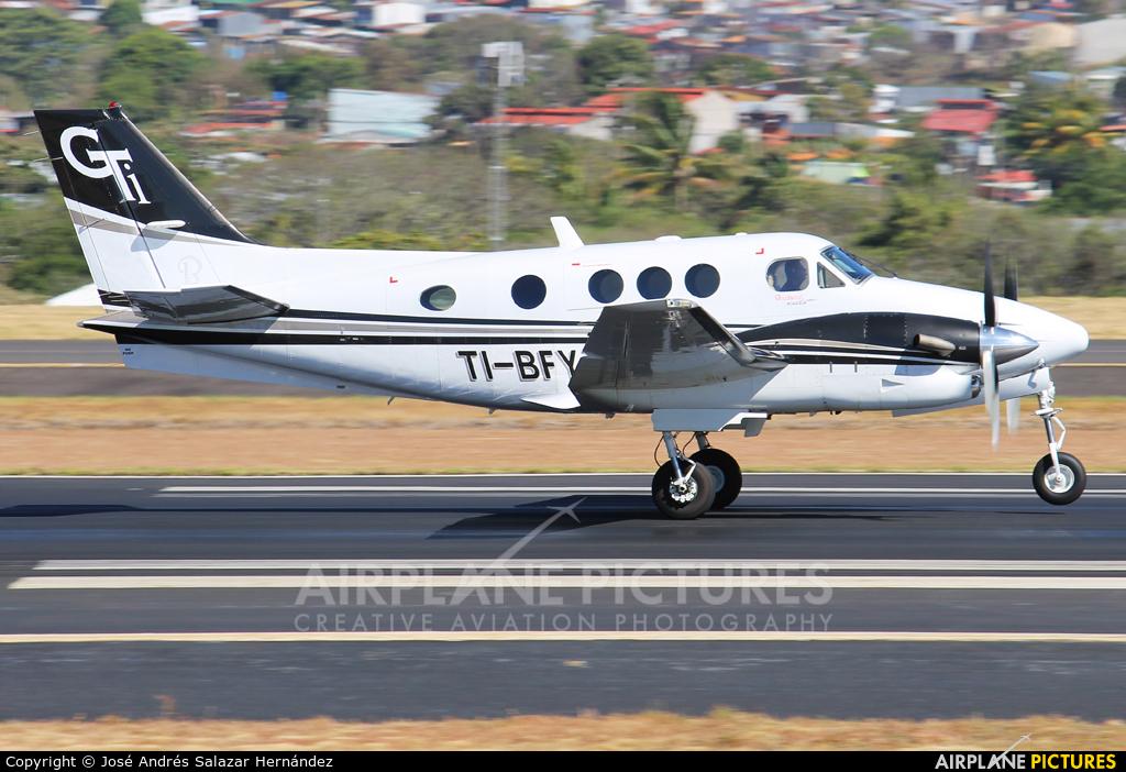 Aero Colono TI-BFY aircraft at San Jose - Juan Santamaría Intl