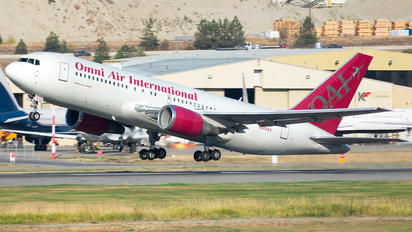 N225AX - Omni Air International Boeing 767-200ER