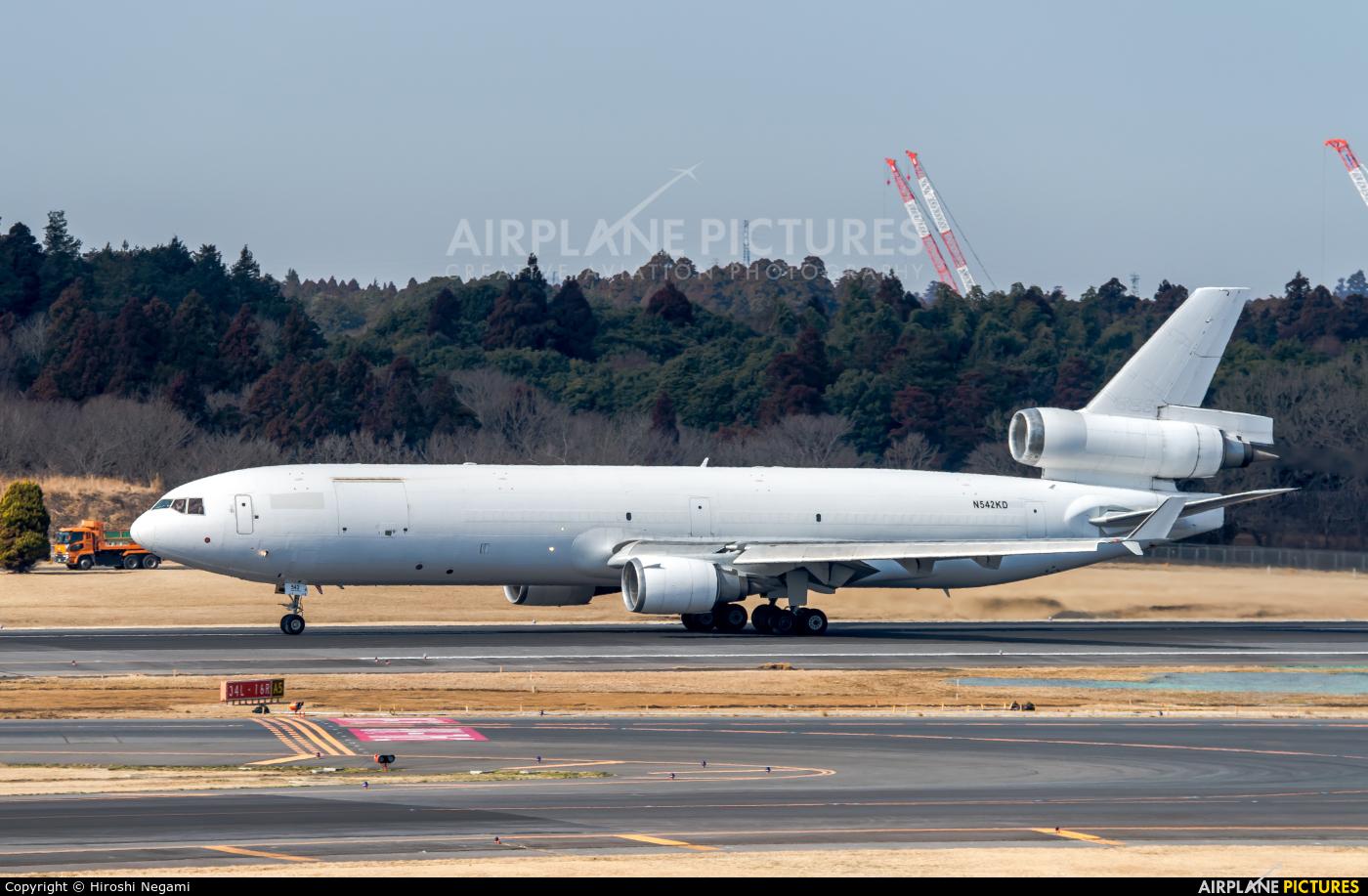 Western Global Airlines N542KD aircraft at Tokyo - Narita Intl