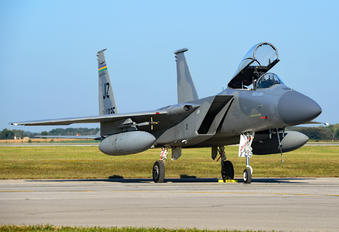 80-0035 - USA - Air Force McDonnell Douglas F-15C Eagle