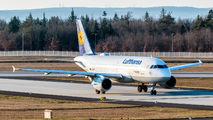 D-AILN - Lufthansa Airbus A319 aircraft