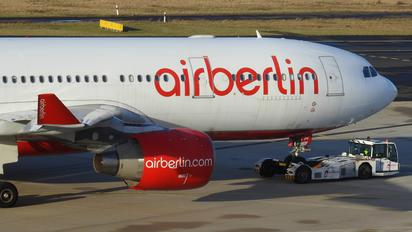 D-ALPF - Air Berlin Airbus A330-200