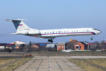 RA-65689 - Russia - Air Force Tupolev Tu-134A
