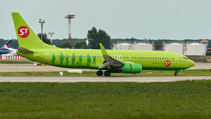 VQ-BVK - S7 Airlines Boeing 737-800