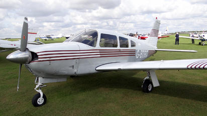 G-BTRT - Private Piper PA-28R Arrow /  RT Turbo Arrow