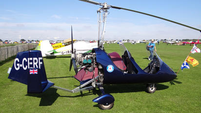 G-CERF - Private AutoGyro Europe MT-03