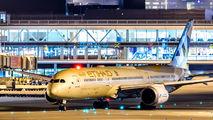 A6-BLF - Etihad Airways Boeing 787-9 Dreamliner aircraft