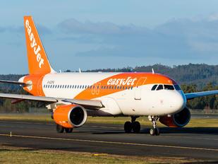 G-EZFK - easyJet Airbus A319