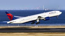 N865DA - Delta Air Lines Boeing 777-200ER aircraft