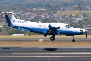 N420CJ - Private Pilatus PC-12