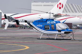XC-LPA - Mexico - Police Bell 206L-4 LongRanger