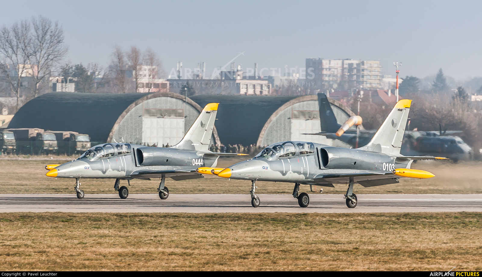Czech - Air Force 0444 aircraft at Pardubice