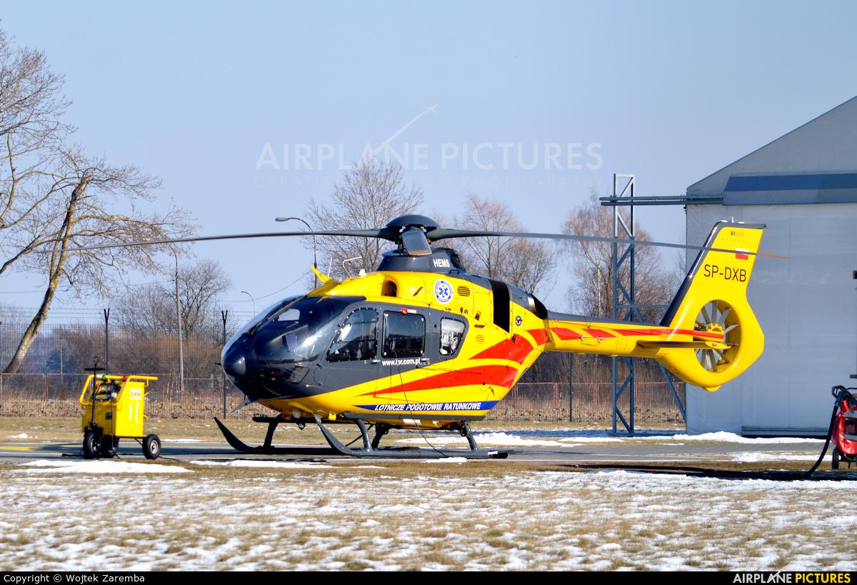 Polish Medical Air Rescue - Lotnicze Pogotowie Ratunkowe SP-DXB aircraft at Sokołów Podlaski
