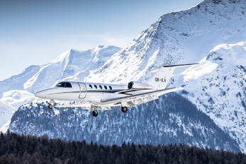 OK-ILA - Private Cessna 525A Citation CJ2