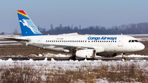SX-ABE - Congo Airways Airbus A319 aircraft
