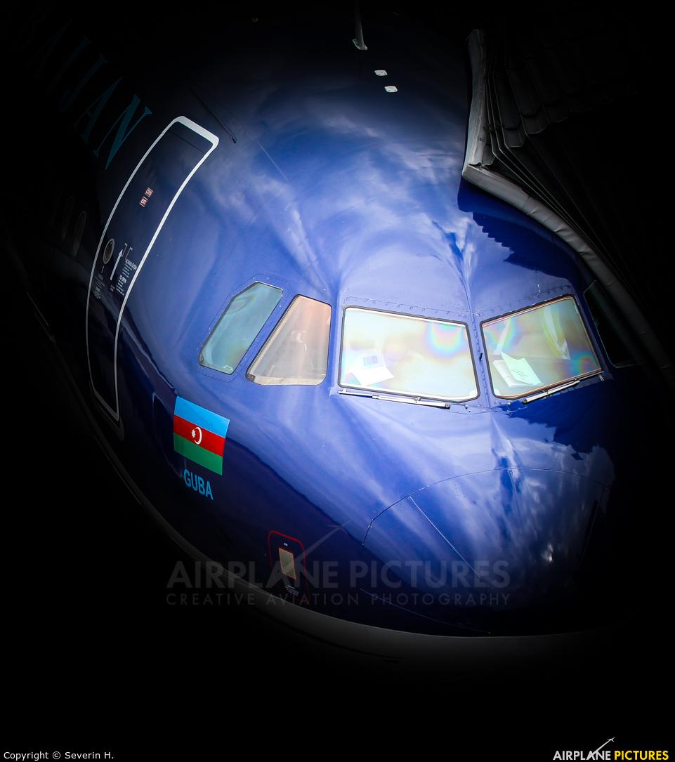 Azerbaijan Airlines 4K-AZ04 aircraft at Berlin - Tegel
