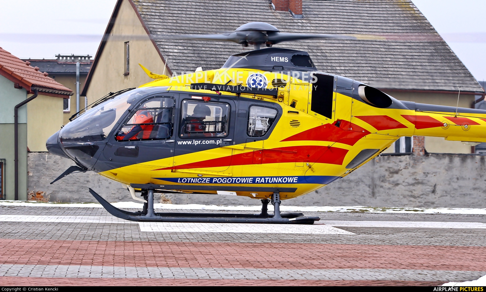 Polish Medical Air Rescue - Lotnicze Pogotowie Ratunkowe SP-HXC aircraft at