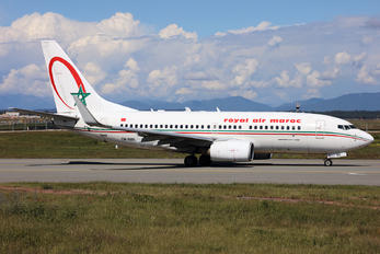 CN-RNR - Royal Air Maroc Boeing 737-700