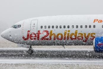 G-JZHU - Jet2 Boeing 737-800