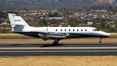 N16CP - Private Cessna 680 Sovereign