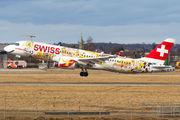 HB-JCA - Swiss Bombardier CS300 aircraft