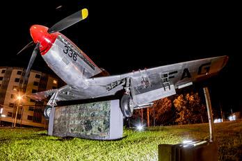 336 - Guatemala - Air Force North American P-51D Mustang