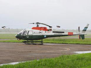 GN-927 - Argentina - Gendarmeria Eurocopter AS350 Ecureuil / Squirrel
