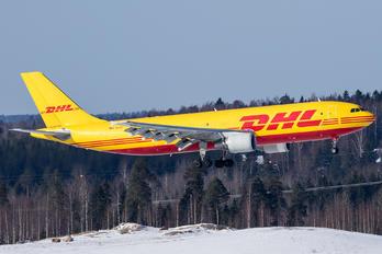 D-AEAN - DHL Cargo Airbus A300F