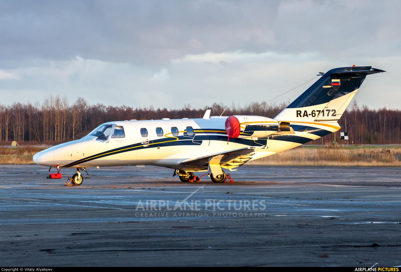 Jet Travel Club RA-67172 aircraft at Vologda