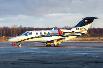 RA-67172 - Jet Travel Club Cessna 525 CitationJet