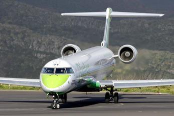 EC-LOV - Binter Canarias Canadair CL-600 CRJ-1000