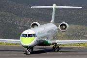EC-LOV - Binter Canarias Canadair CL-600 CRJ-1000 aircraft