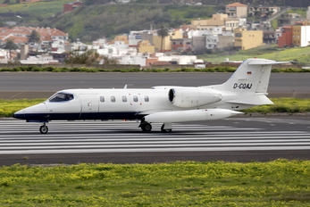 D-CQAJ - Quick Air Jet Charter Learjet 35