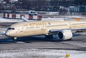 A6-BLJ - Etihad Airways Boeing 787-9 Dreamliner aircraft